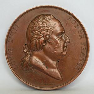 1816年路易十八纪念章