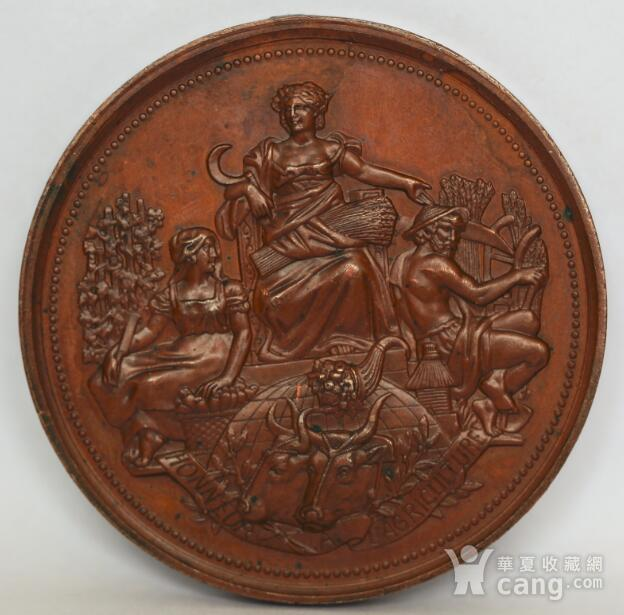 法国十九世纪早期荣誉奖章图1