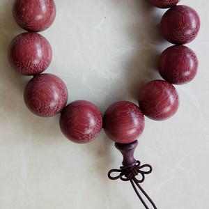 紫罗兰佛珠1.8手串