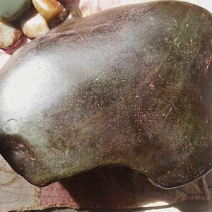 27斤和田籽玉原石