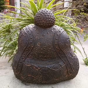 天然奇石如来佛祖