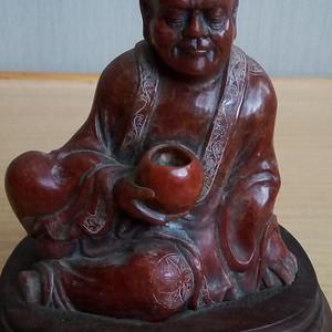 联盟 清寿山石雕罗汉
