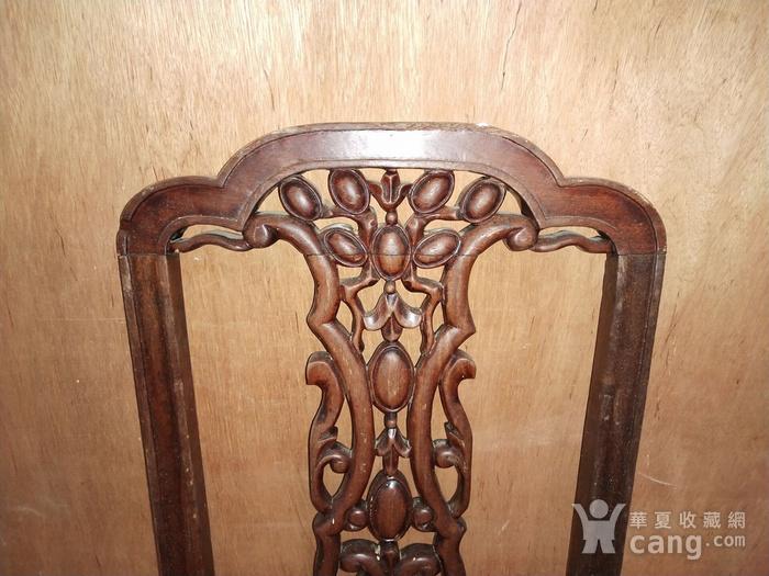 花梨木椅背一个图2