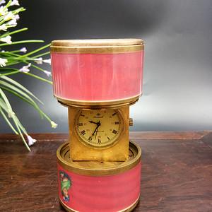 西洋机械小座钟表 18一19世纪