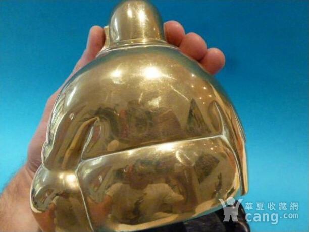 铜弥勒造像图6