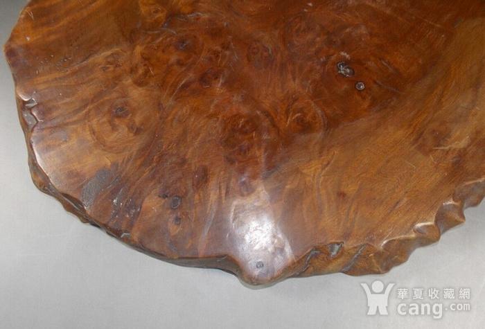 樱木独板茶盘图3