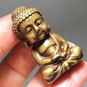 民国 藏传 释迦牟尼 佛像 工艺精美 百年供奉