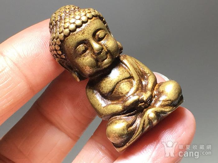 民国 藏传 释迦牟尼 佛像 工艺精美 百年供奉图2