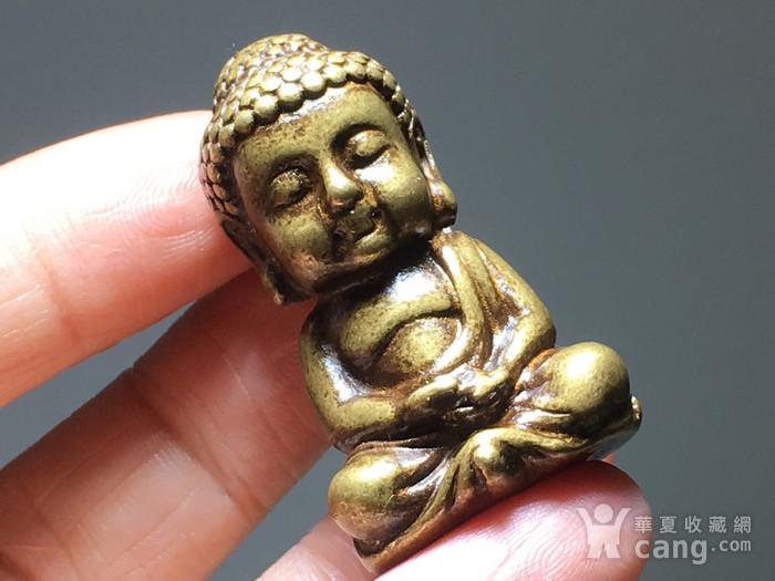 民国 藏传 释迦牟尼 佛像 工艺精美 百年供奉图6