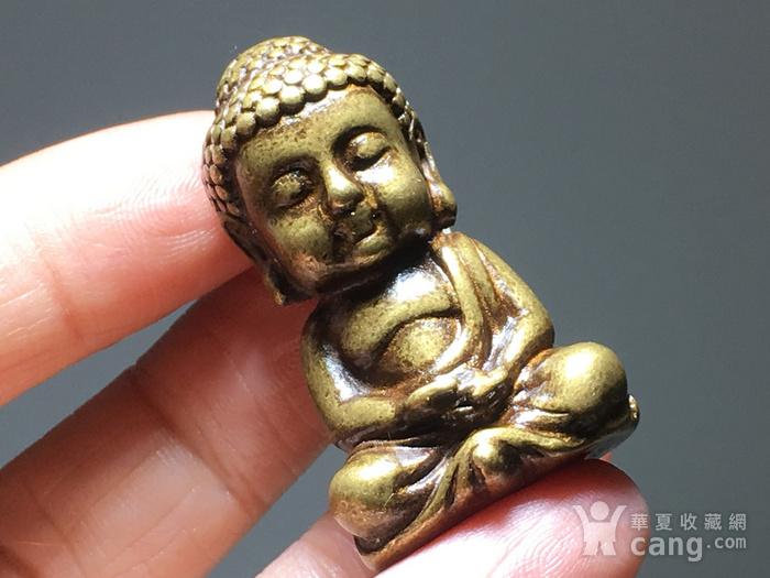 民国 藏传 释迦牟尼 佛像 工艺精美 百年供奉图7