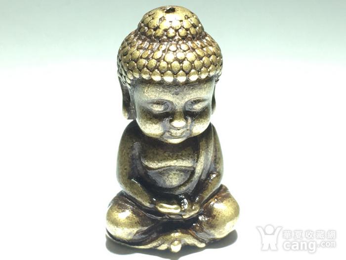 民国 藏传 释迦牟尼 佛像 工艺精美 百年供奉图8