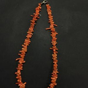 8149欧洲回流随形珊瑚项链