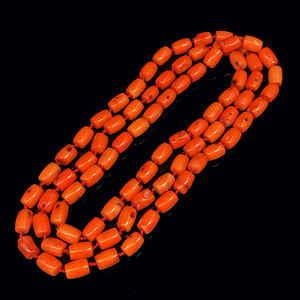 早期收藏台湾陌陌shanhu米珠项链