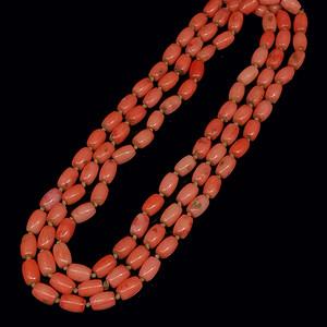 早期收藏老陌陌shanhu米珠项链