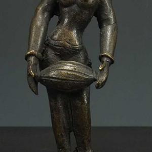 国外回流藏传铜雕塑像