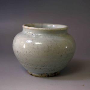 宋元青瓷小罐
