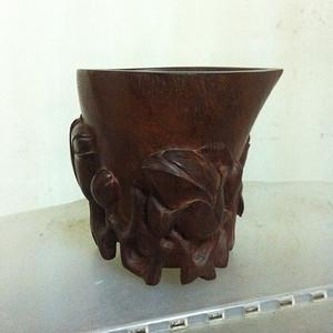 小叶紫檀杯子