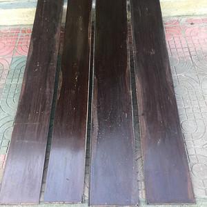 红木板料四块