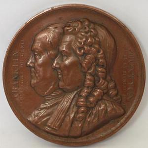 1833年法国纪念章