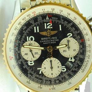 很大,很漂亮的百年灵手表一只,直径41,厚8毫米