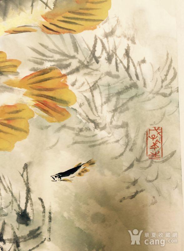 著名花鸟画家 赏竹 花鸟小品图5