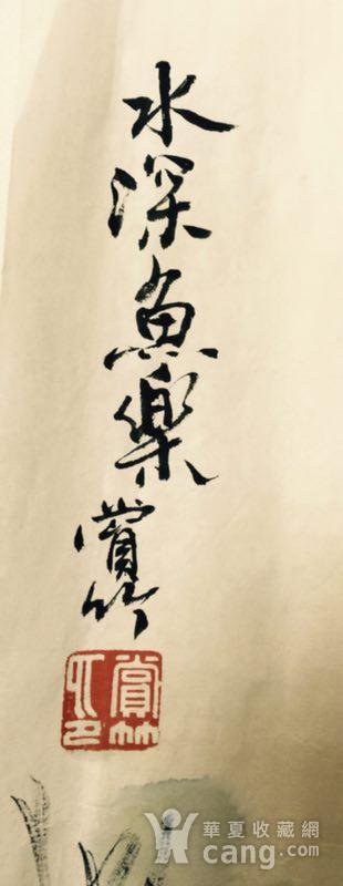 著名花鸟画家 赏竹 花鸟小品图3
