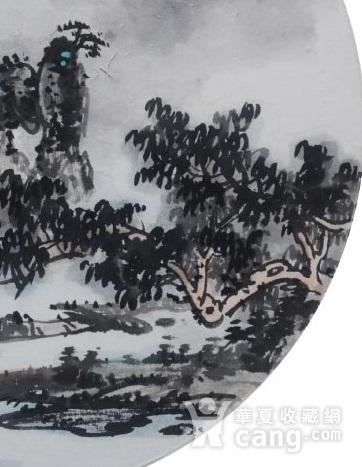 著名山水画家 陈武 小品山水图3