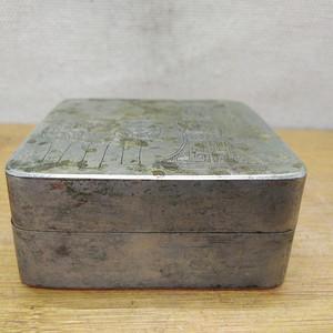 联盟 白铜墨盒