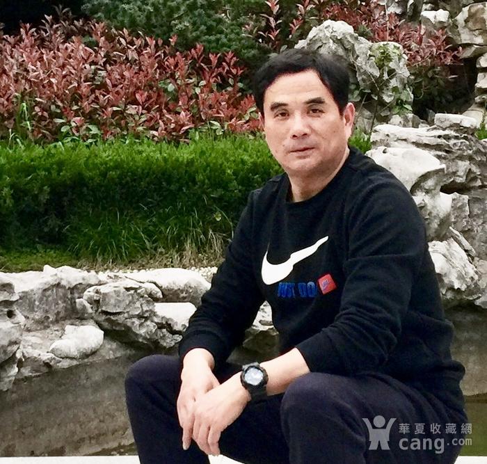 著名人物画家 刘玉海 灵猴献瑞图4
