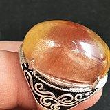 精品兔毛晶戒指