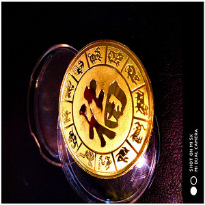 金猴送福金币2016丙申
