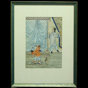 27清代春宫画