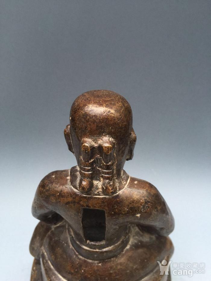 欧洲回流铜造像图7
