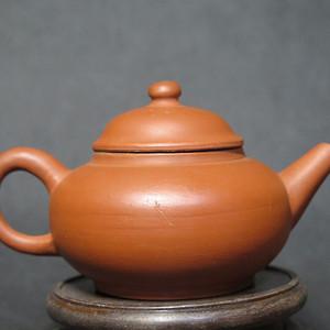 民国潮汕红泥功夫茶壶