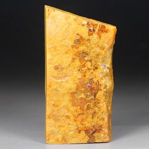 经典收藏 珍品老挝田黄石《素章》