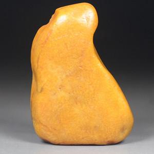 经典收藏 珍品 田黄石《原石》布满萝卜丝