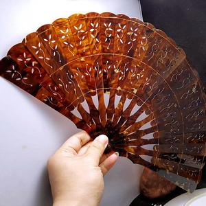 19世纪玳瑁贵妇扇子