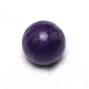 欧洲回流极品帝王紫9.8克20mm舒俱来圆珠