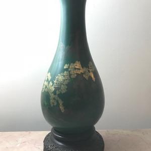 9011 民国 福建脱胎漆瓶