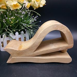 木质底座摆件