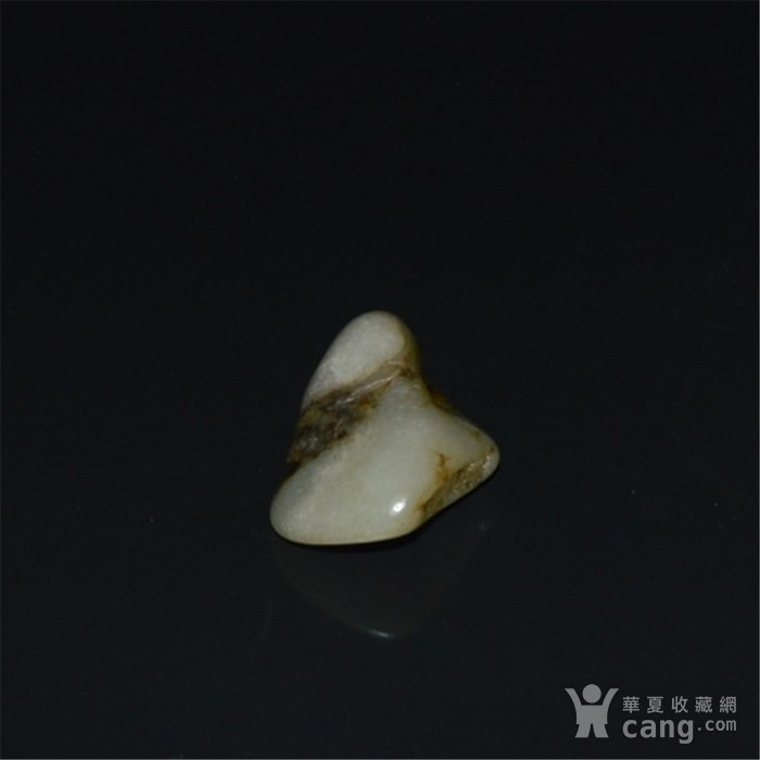 和田玉小籽料原石图4