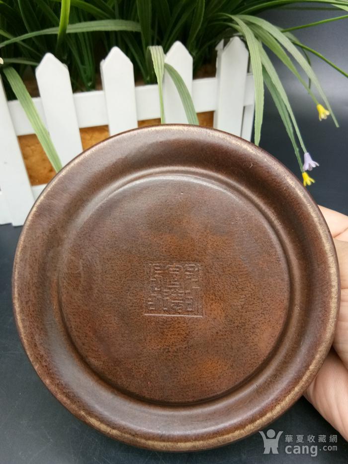清铜烟灰缸图2