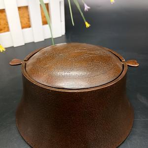 清铜烟灰缸