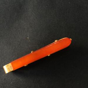 8056欧洲回流俄罗斯金工蜜蜡领带夹
