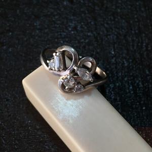 8107欧洲回流银戒指