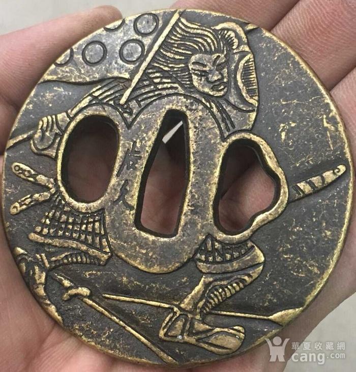 英国回流的老铜件图6