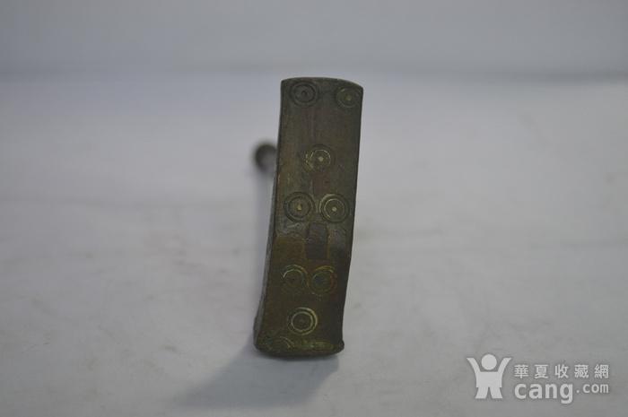 清代铜锤图2