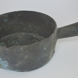 文革铜水舀