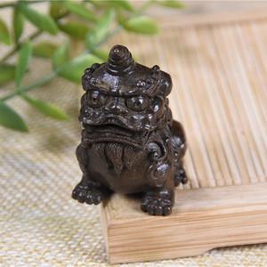 日本回流铜器 独角兽