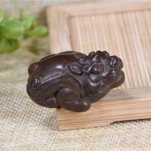 日本回流 紫铜 神兽